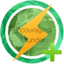 encouraging-thunder-award